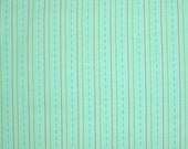 COUPON CODE SALE - Moda, Bungle Jungle, Aqua, Tim and Beck, 100% Cotton Quilt Fabric, Quilting, Geometric, Stripe, Tonal