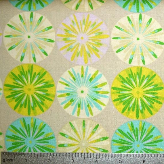 Coupon code sale free spirit kumari garden by fabricalacarte for Dena designs fabric kumari garden