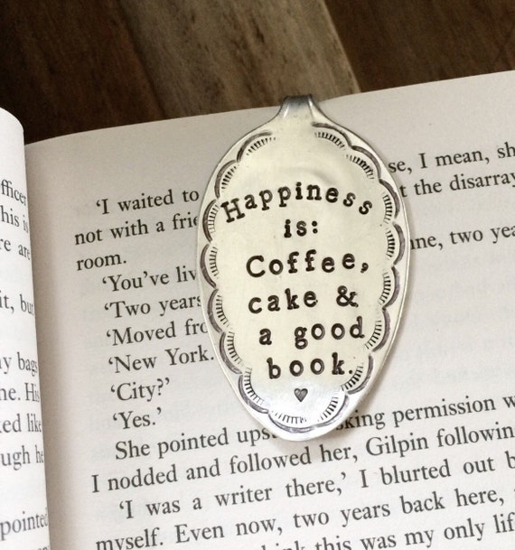 Recycled Spoon Bookmark