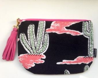 Little Black Purse, Small Pouch, Best Spring Trend, Gift, Cosmetic Bag, Gif for Her, Easter