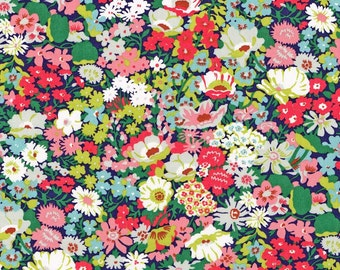 Thorpe C LIBERTY Tana Lawn Fabric One Yard- * PRE-ORDER *
