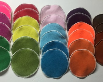 Fleece & Bamboo Nursing Shields - Luxury Protection