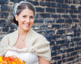 Wedding accessories, bridal accessories, bridal shawl, wedding shawl, bridesmaid gift, handmade shawl, wedding gift, wedding gown, shawl