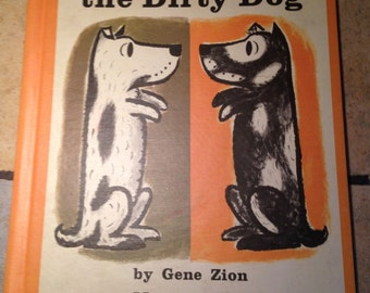 1956 Harry the Dirty Dog Children's Book