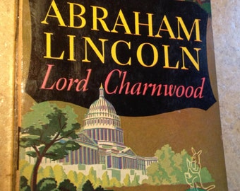1939 Abraham Lincoln Pocket Book