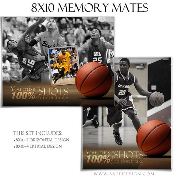 sports memory mates center court 2 8x10 hz vt digital photoshop templates for sports. Black Bedroom Furniture Sets. Home Design Ideas