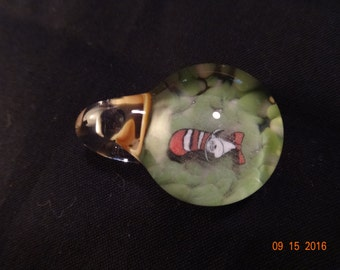 Cat in the Hat Pendant