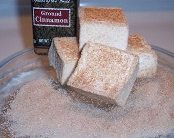 Gourmet Snickerdoodle Marshmallows - 18 pieces
