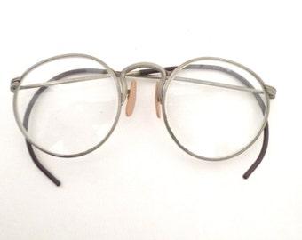 John Lennon Iconic Round Windsor Eyeglasses / Safety Frames/ John Lennon. Harry Potter. / Circular Sunglasses / AO Glasses