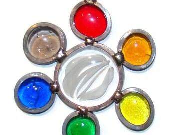 Rainbow - Round Large