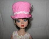 MSD Top Hat, 1/4 BJD Top Hat, bjd hat, msd hat, 1/4 bjd hat, msd cap, 1/4 bjd cap, 1/4 bjd clothes, Msd clothes