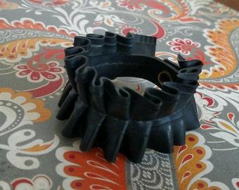 BRB-recycled inner tube bracelet