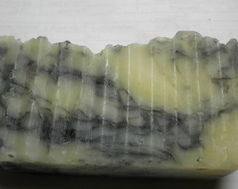 Lumberjack cedarwood and lavender scented bar soap for men
