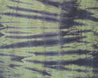 Hand Dyed Fabric - Genola -  One Yard