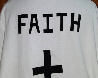 Faith Hi-Lo T-shirt