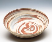 Swirly Blended Clay Bowl/Fruit Bowl