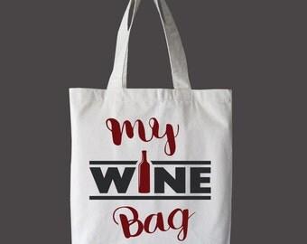 Fancy wine bags | Etsy