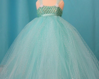 Dress Centerpiece   Winter Wonderland Ice Frozen Queen snowflake dress