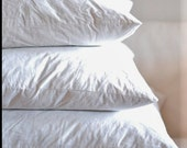 Hypoallergenic Down Alternative Cluster Fill Fiber Pillow Forms / Inserts All Sizes and Shapes