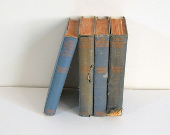 Nancy Drew Books Early Editions, Very Shabby, Carolyn Keene Collection