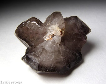 Super Seven Melody Stone, Multi Terminated Elestial Cluster // Third Eye & Crown Chakra // Crystal Healing // Mineral Specimen