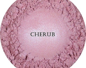 Loose Mineral Eyeshadow-Cherub
