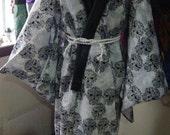Skull Kimono