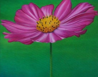 COSMO BEAUTY - Oringinal oil painting