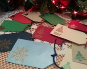 HOLIDAY Gift Tag... include a personal message with your handmade gift! (1 Gift Tag)