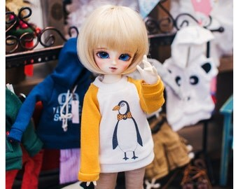 Yo-SD Gentleman Penguins MTM - Yellow