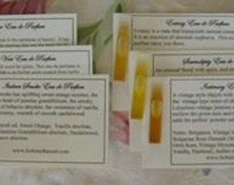 Natural Perfume - Oud perfume oil - perfume samples - Agarwood oil - pure oud, attar of oud, sandalwood, woody, earthy, musk, rose, citrus