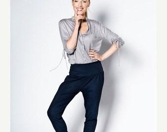 SALE - LeMuse deep blue Trousers