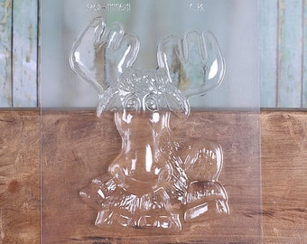 Jumbo Moose Chocolate Mold, Moose Candy Molds, Moose Candy Moulds, Chocolate Candy Molds, Candy Moulds, Maine Chocolate Moulds, Moose Moulds