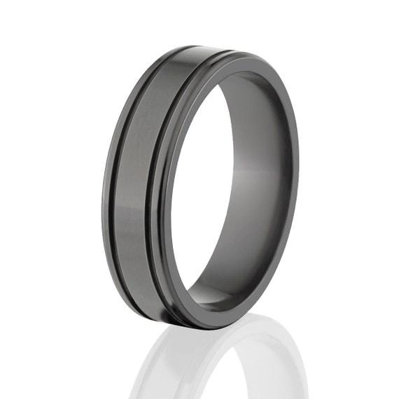 Strong Wedding Rings Black Wedding Bands Premium Black