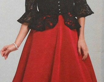 Dress and Jacket Sewing Pattern UNCUT Simplicity 1250 Sizes 6-14