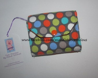 Child's Budgeting Wallet, Child's Wallet, Budgeting Wallet, Child Cash Wallet, Child Budgeting System, Budget System, Ready to Ship