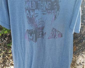 Jimi Hendrix used good condition rock tee shirt size XL