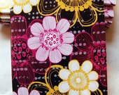 Bright Blooms A6 Notebook
