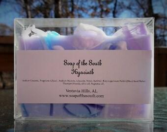 Hyacinth Shea Butter Soap