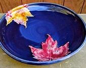 Large Serving Platter, Large Pottery Platter, Large Platter, Serving Platter, Made to Order