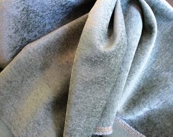 Robins Egg SOFT PLUSH CHENILLE Upholstery Fabric, 05-29-09-0214