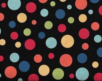 """Lolli Dot, 29"""" x 44"""", Michael Miller, CX3295 - FREE SHIPPING"""