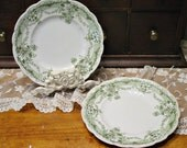Alfred Meakin Semi Porcelain Vintage Dishes - Home Decor - Farmhouse Collectibles - England