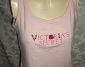 Victorias Secret Cotton Tank or Pajamas Top Shirt