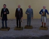 Presidents of the United States Figuines Miniatures American Presidents American History Characters