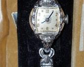 Vintage 1950s American Girl Bulova Watch