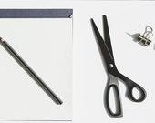 SALE -Black scissors
