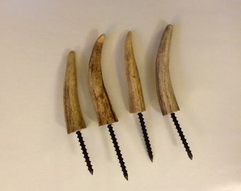 Deer Antler Gun Rack