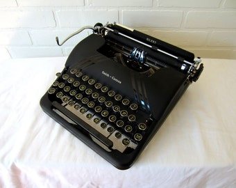 Vintage Smith-Corona Silent Typewriter - Alison - Professionally Serviced