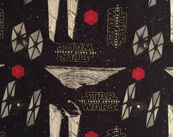 Star Wars Fabric 1 Yard